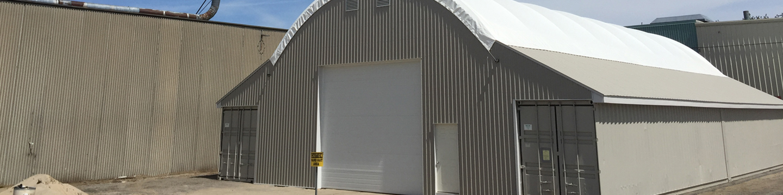 Storage Buildings, Warehouse Buildings, Fabric Buildings Ontario, Coverall Buildings